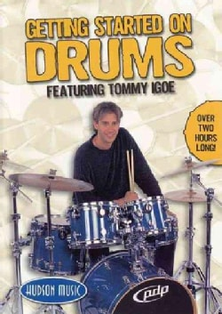 Getting Started On Drums (DVD)