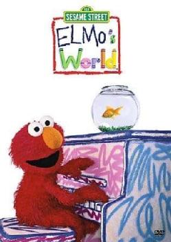 Elmo's World: Dancing Music Books (DVD)
