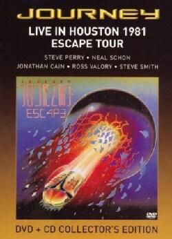 Journey: Live In Houston 1981 The Escape Tour (DVD)