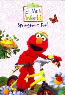 Elmo's World: Springtime Fun (DVD)