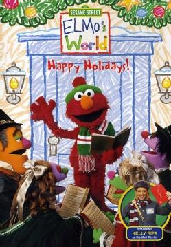 Elmo's World: Happy Holidays (DVD)