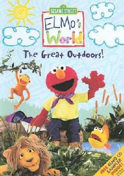 Elmo's World: The Great Outdoors (DVD)