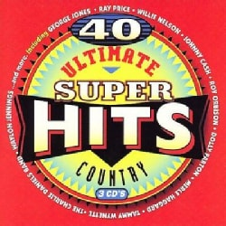 Various - Ultimate Country Super Hits