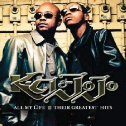 K-Ci & Jojo - All My Life: Their Greatest Hits