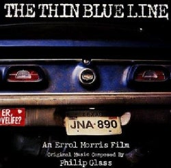 Philip Glass - Thin Blue Line (ost)