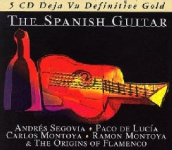 Various - Anthology of The Spanish Guitar
