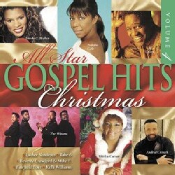 Various - All Star Gospel Hits Vol 4: Christmas