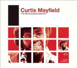 Curtis Mayfield - Definitive Soul
