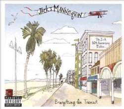 Jack's Mannequin - Everything in Transit (10th Anniversary Edition) (Parental Advisory)