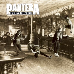 Pantera - Cowboys from Hell (Parental Advisory)