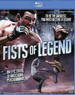 Fists of Legend (Blu-ray Disc)
