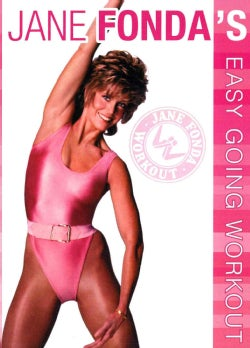 Jane Fonda's Easy Going (Prime Time) Workout (DVD)