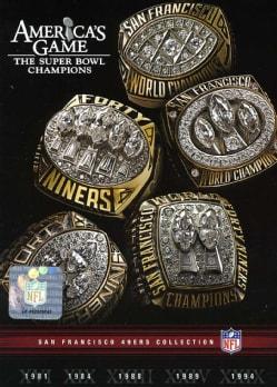 NFL Americas Game: San Francisco 49ers (DVD)