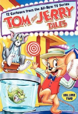 Tom and Jerry: Tales Vol 2 (DVD)