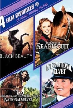 4 Film Favorites: Classic Horse Films (DVD)