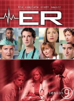 ER: The Complete Ninth Season (DVD)