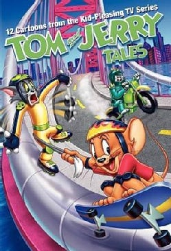 Tom and Jerry: Tales Vol 5 (DVD)