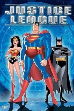 Justice League: Secret Origins (DVD)