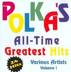 Various - Polka's All Time Greatest Hits Vol 1