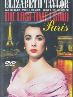 Last Time i Saw Paris (DVD)