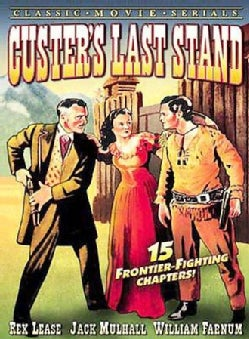 Custer's Last Stand : Chapters 1-15 (DVD)