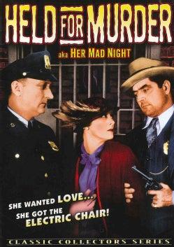 Held For Murder (DVD)