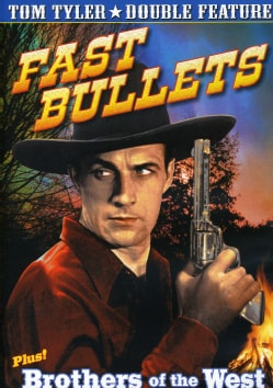 Tom Tyler Double Feature: Fast Bullets/Brothers Of The West (DVD)