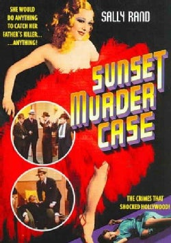Sunset Murder Case (DVD)
