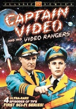 Captain Video And His Video Rangers (DVD)