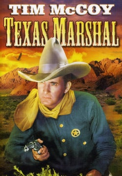 Texas Marshal (DVD)