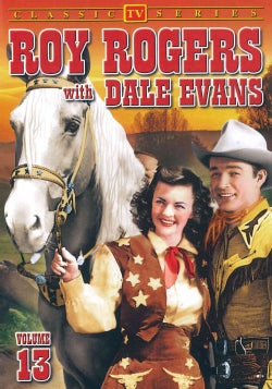 Roy Rogers With Dale Evans: Vol. 13 (DVD)