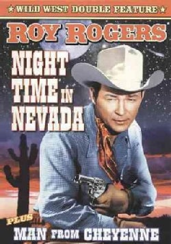 Roy Rogers Double Feature: Night Time In Nevada/Man From Cheyenne (DVD)