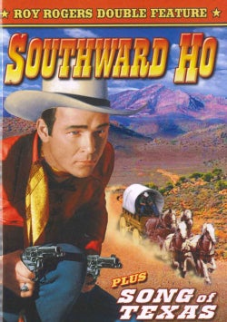 Roy Rogers Double Feature: Southward Ho/Song of Texas (DVD)