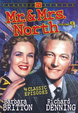 Mr. & Mrs. North: Vol. 9 (DVD)