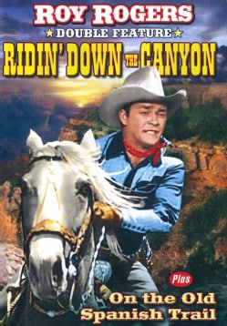 Roy Rogers Double Feature: Ridin' Down The Canyon/On The Old Spanish Trail (DVD)