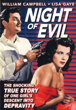 Night Of Evil (DVD)