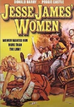 Jesse James' Women (DVD)