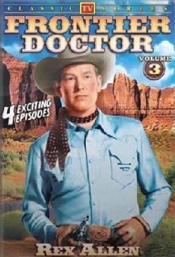 Frontier Doctor Vol 3 (DVD)