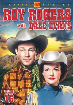 Roy Rogers With Dale Evans: Vol. 16 (DVD)