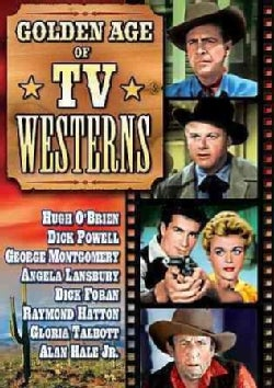 Golden Age Of TV Westerns: Billy And The Bride/Traveling Salesman/Fox Hunt/A Spray Of Bullets (DVD)