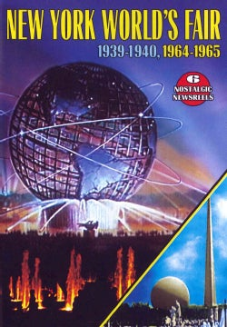 New York World's Fair: A Collection Of Short Subjects (DVD)