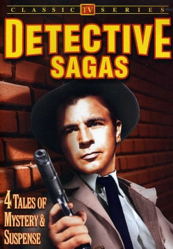 Detective Sagas: Tiger At Noon/Contest/Gun/Red Wine (DVD)