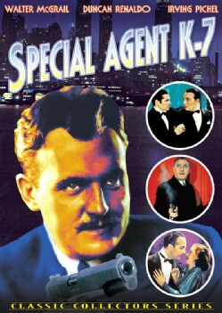 Special Agent K-7 (DVD)