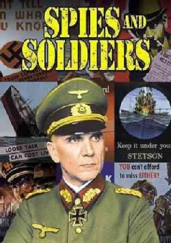 Spies and Soldiers: A Collection of Rare Propaganda Short Subjects (DVD)