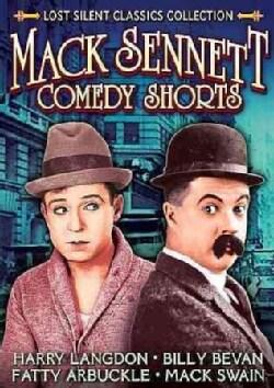 Sennett Comedy Shorts (DVD)