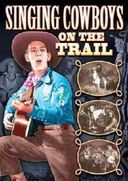 Singing Cowboys On The Trail (DVD)