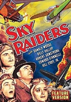 Sky Raiders (DVD)