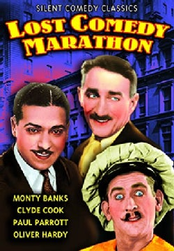 Lost Comedy Marathon (DVD)