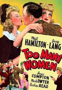Too Many Women (DVD)