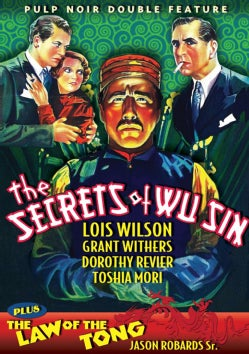 The Secrets of Wu Sin/The Law of the Tong (DVD)